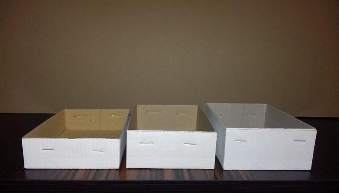 کفی جعبه خرمای صادراتی منگنه ای