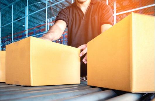 کارتن صادرات - بسته بندی صادراتی