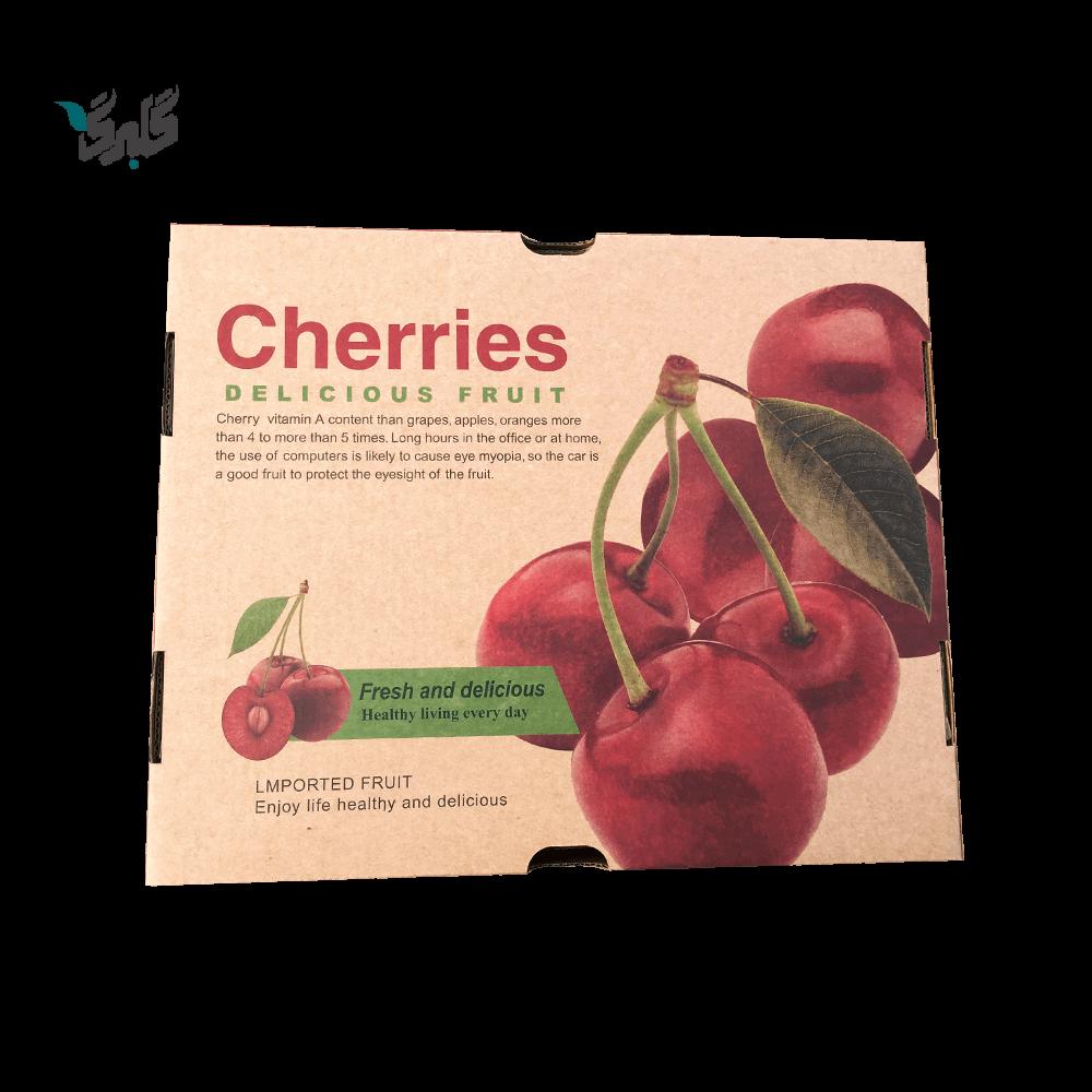 جعبه بسته بندی میوه