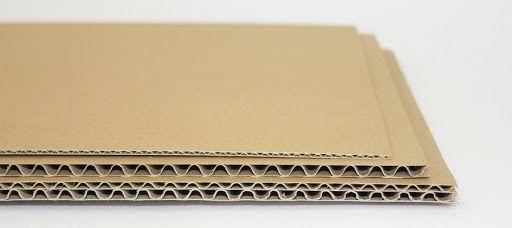 چاپ کارتن بسته بندی- کارتن تک جداره
