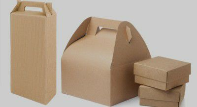 تولید کارتن های بسته بندی- جعبه مخصوص نان و شیرینی