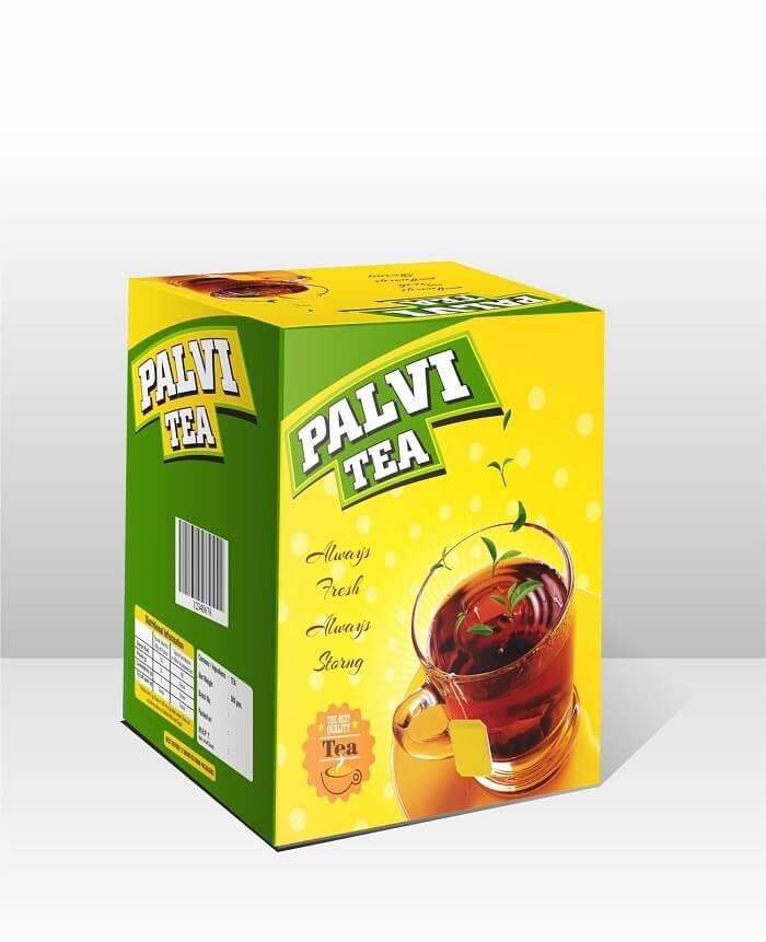 پاکت چای