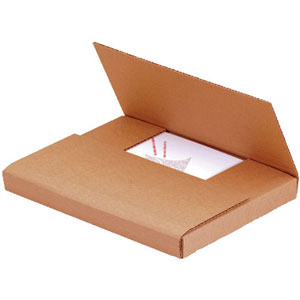 پوشه یک تکه- کارتن برای پست- کارتن های پستی