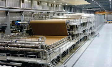 Production of multilayer carton