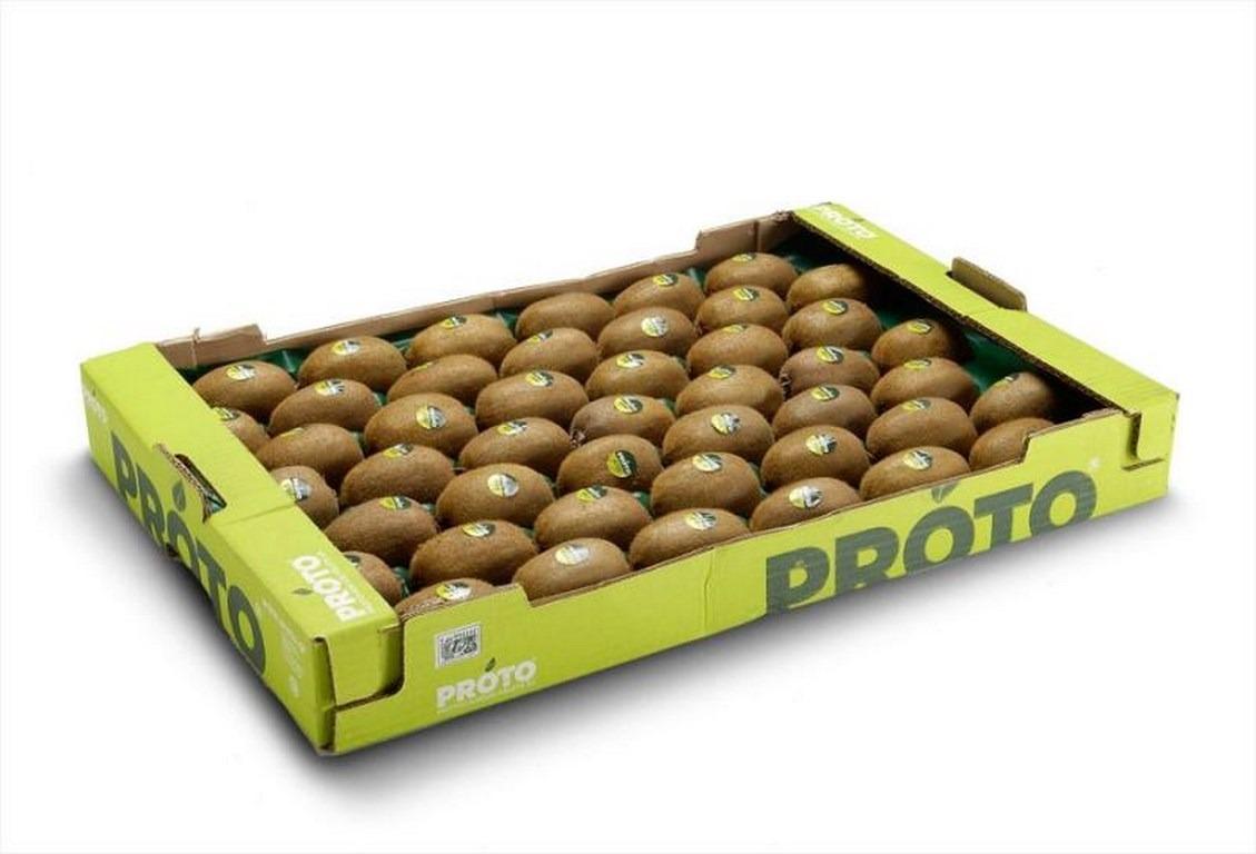 Kiwi packing carton