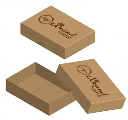 انواع جعبه های مقوایی-سینی قفل خودکار