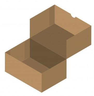 انواع جعبه های مقوایی-به سبک پاکت نامه