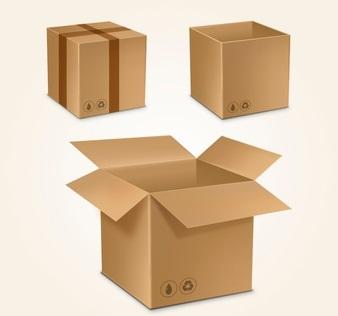 انواع جعبه های مقوایی-کارتن بسته بندی
