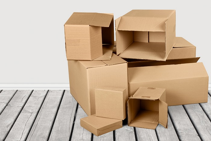 جعبه های مقوایی