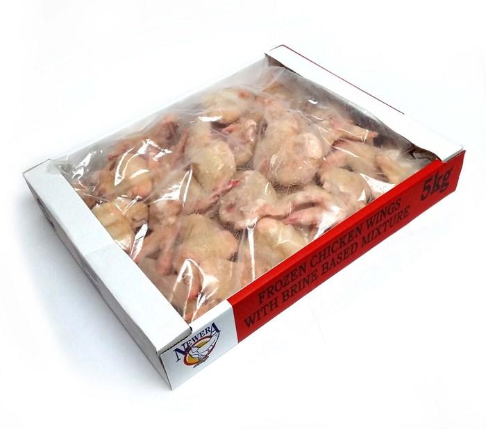 کارتن بسته بندی مرغ منجمد