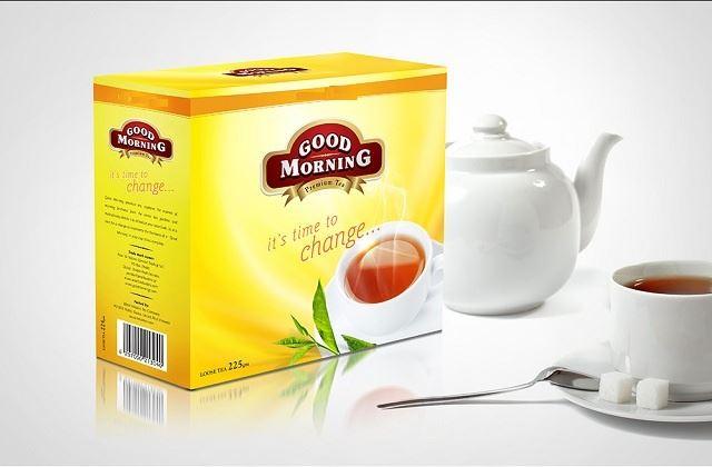 کارتن چای